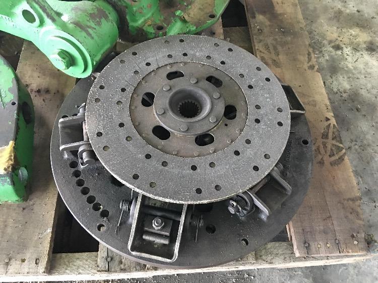 John Deere Tractor Clutch Parts : John deere clutch disc ppa r a stock