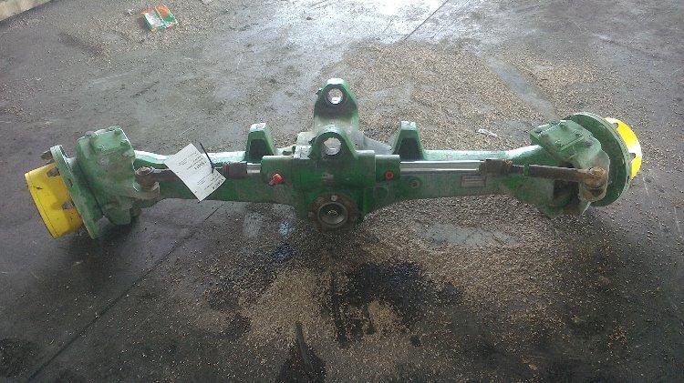 John Deere Tractor Axle : Al john deere mfd front axle bootheel