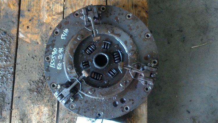 John Deere Tractor Clutch Parts : Re john deere pto clutch bootheel tractor parts
