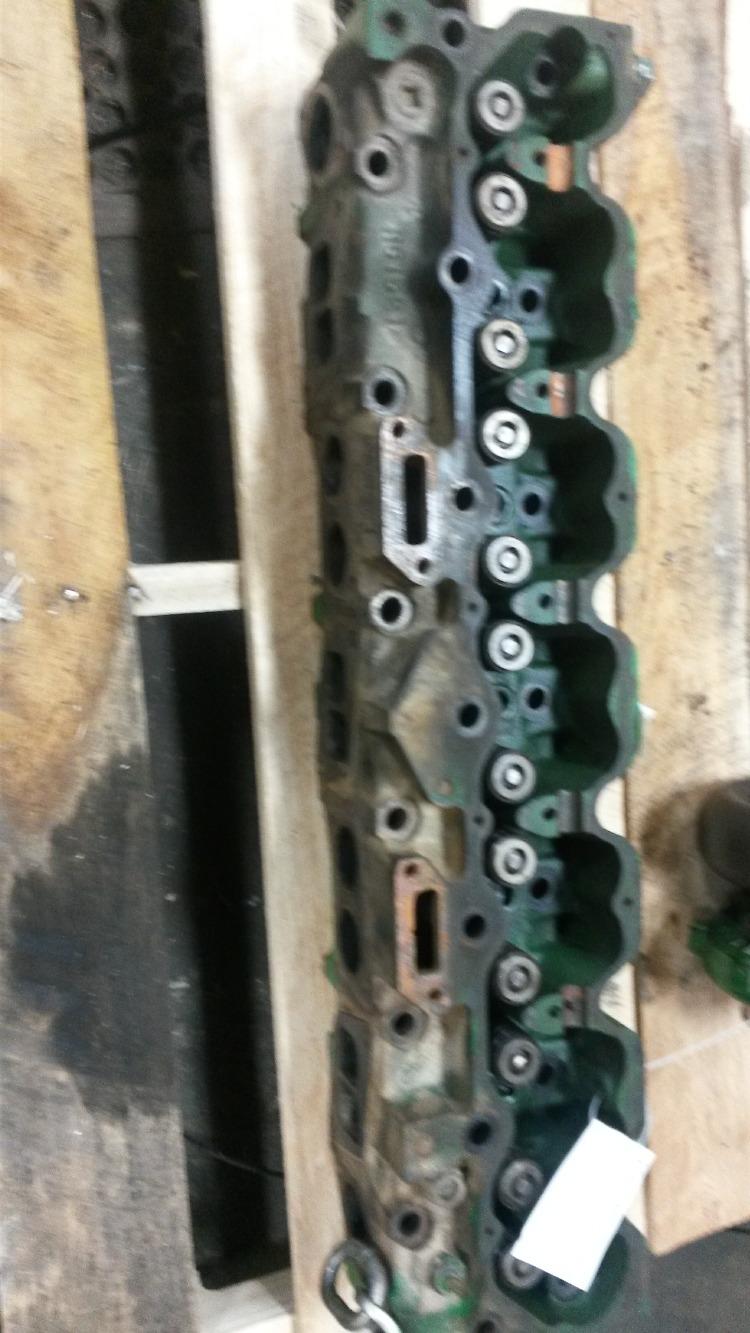 John Deere 4440 Cylinder Head : R john deere cylinder head bootheel tractor
