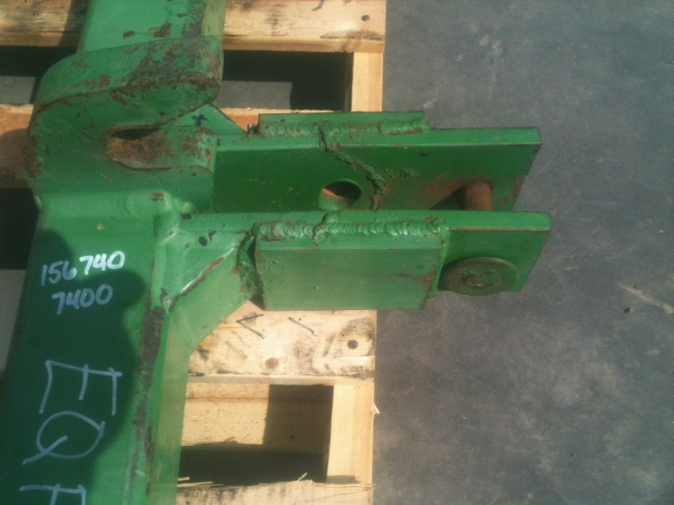 Tractor Quick Hitch Parts : Re deere quick hitch bootheel tractor parts