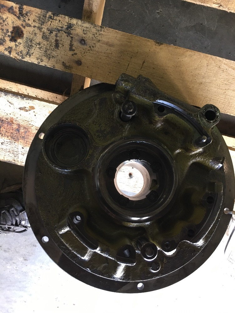 John Deere Tractor Clutch Parts : Ar a john deere pto clutch bootheel tractor
