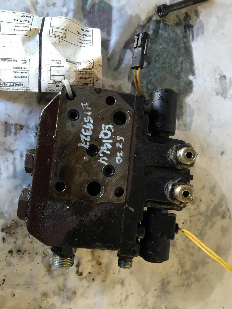 Ford 1520 Hydraulic Pump : Pump bootheel tractor parts