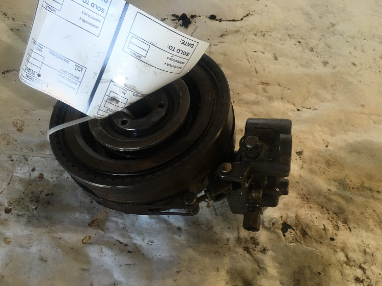 Ford 5000 Pto Parts : Ford nholland pto clutch d nnn a stock number