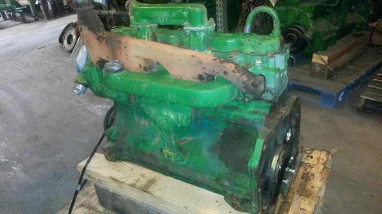 Jdb244230401 John Deere 4230 Engine Bootheel Tractor Parts