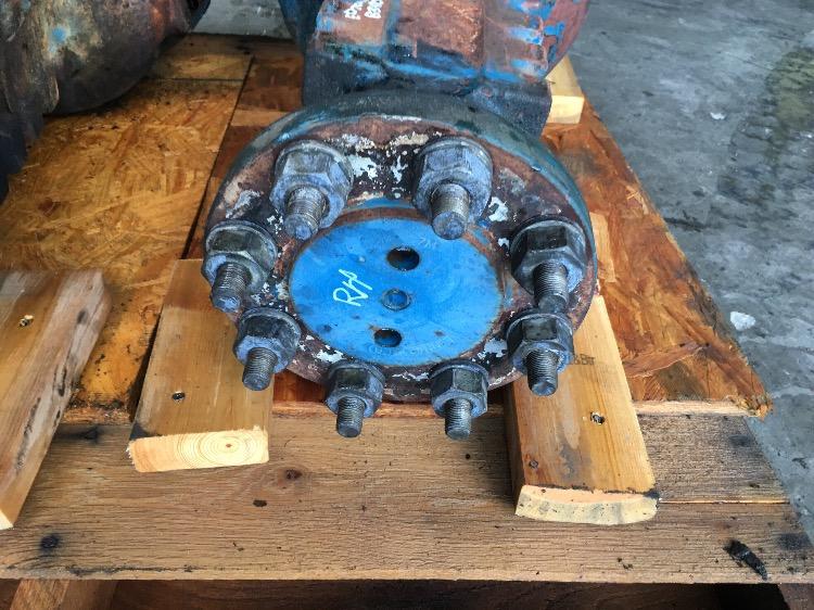 Ford Rear Axle Parts : Ford nholland rear axle parts e nn bd a