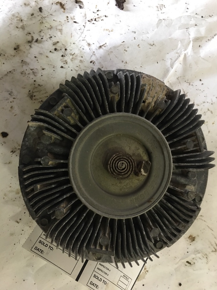 Fan Clutch For Tractor : Ford nholland fan clutch bootheel tractor