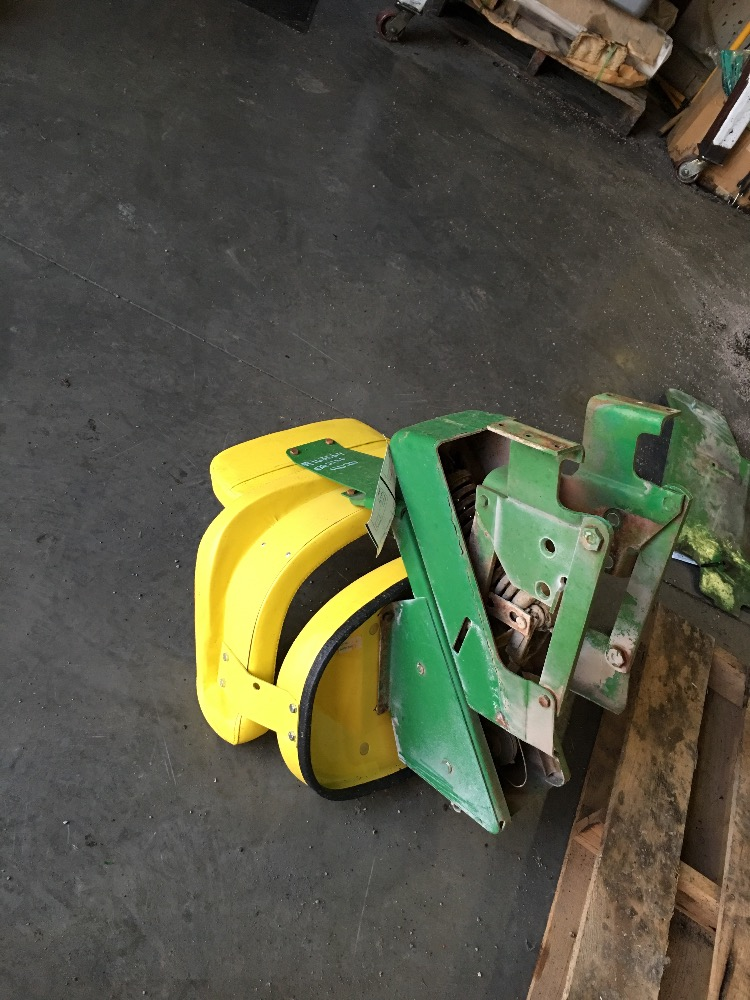 Tractor Seat Suspension Parts : Ar a john deere seat suspension bootheel
