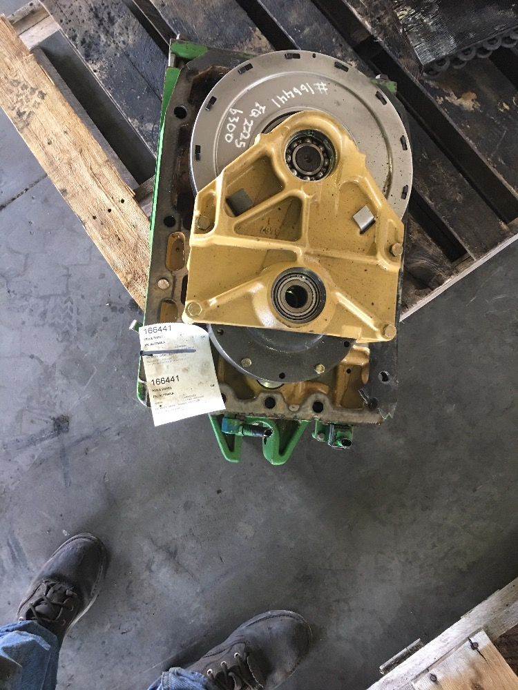 John Deere Pto Parts : Al a john deere pto parts bootheel tractor