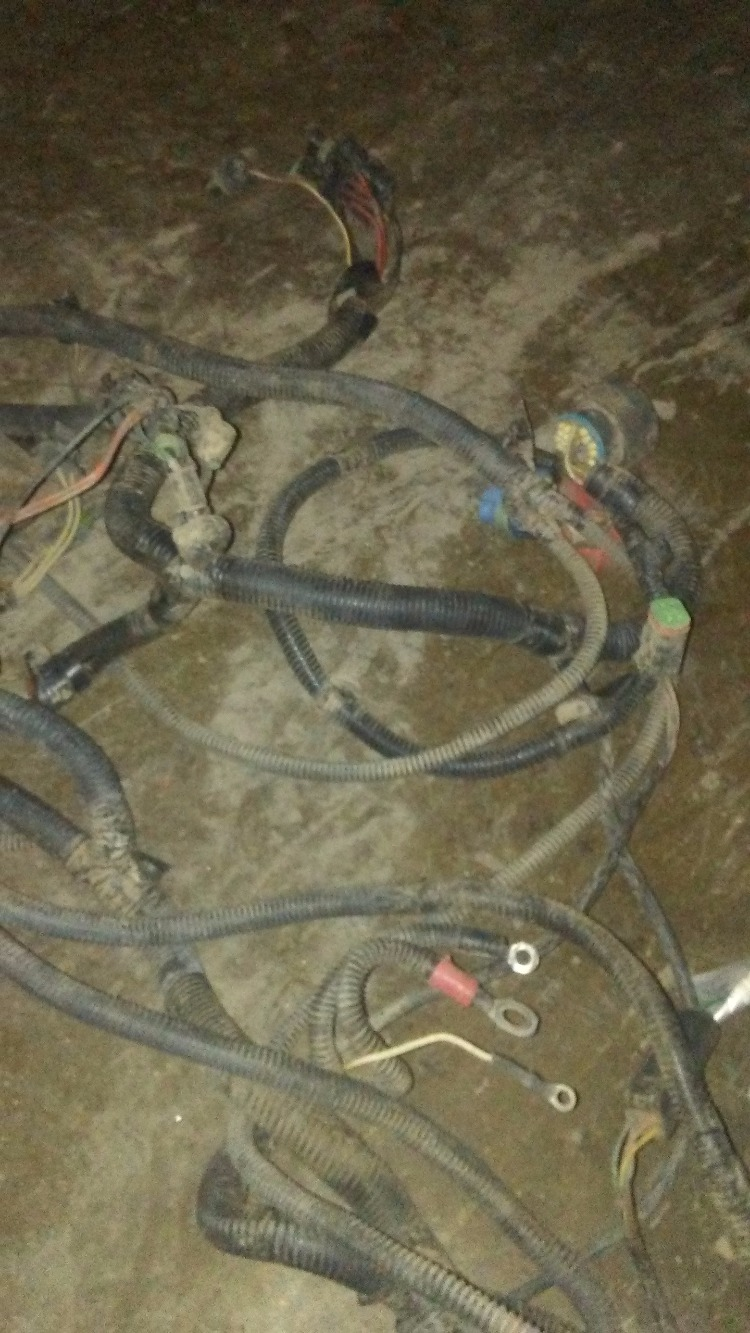 87444021a Case Ih Mx285 Wiring Harness Bootheel Tractor A Parts