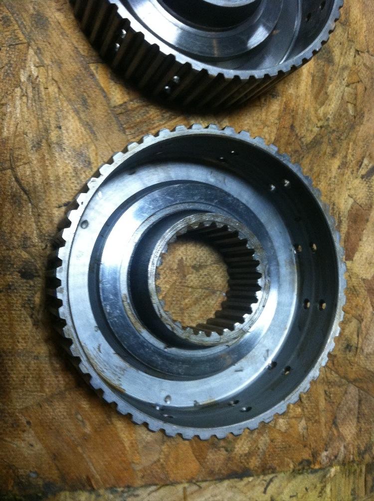 John Deere 4020 Clutch Parts : Ar john deere power shift trans parts