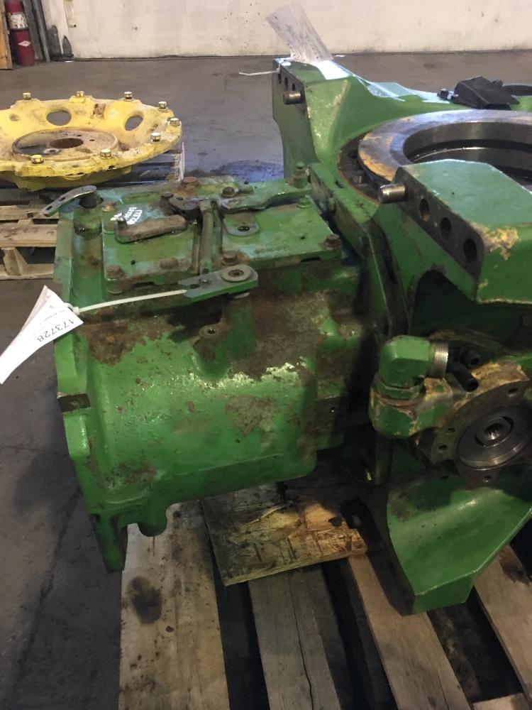 John Deere Tractor Clutch Parts : Re a john deere clutch housing parts