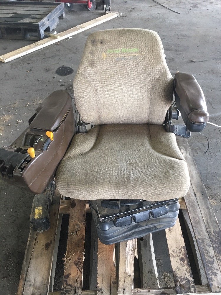 Tractor Seat Suspension Parts : Re john deere seat suspension bootheel