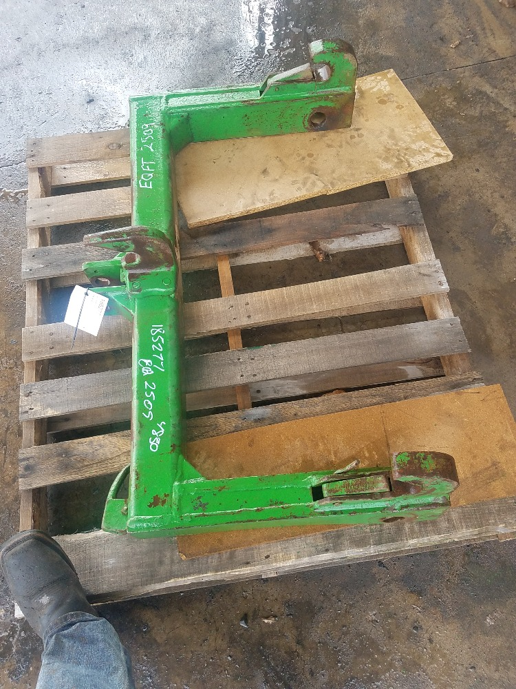 Tractor Quick Hitch Parts : Re john deere quick hitch bootheel tractor parts