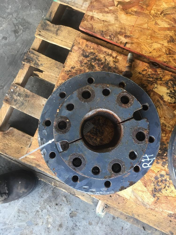 Duel Tractor Spindle : A ford nholland dual hubs bootheel