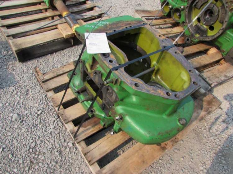 John Deere Tractor Clutch Parts : Re john deere clutch housing parts