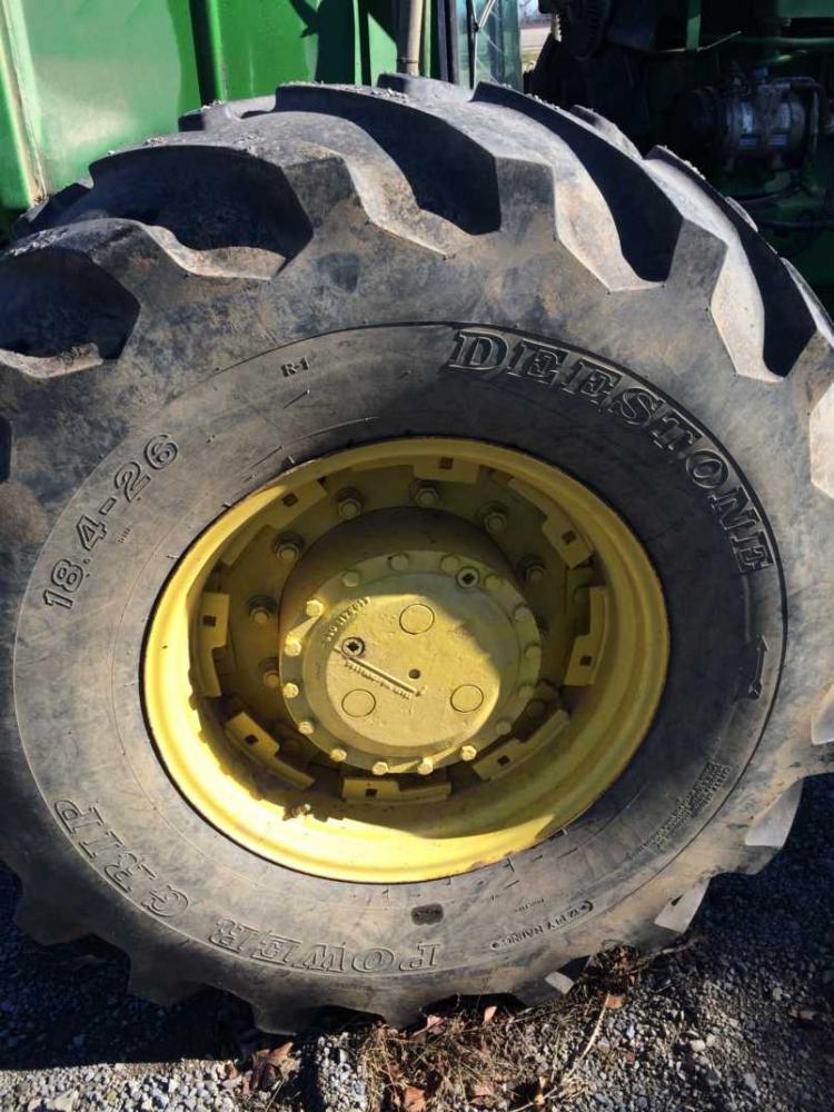 John Deere Tractor Tire Pressure : John deere front nb tire bootheel tractor