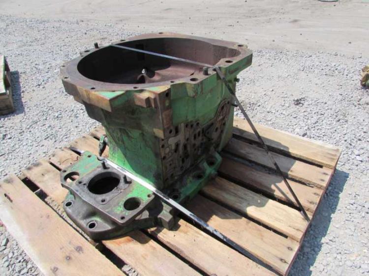 John Deere 4020 Clutch Parts : Ar john deere clutch housing parts