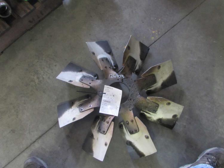John Tractor Ceiling Fans : Re john deere fan blade bootheel tractor parts