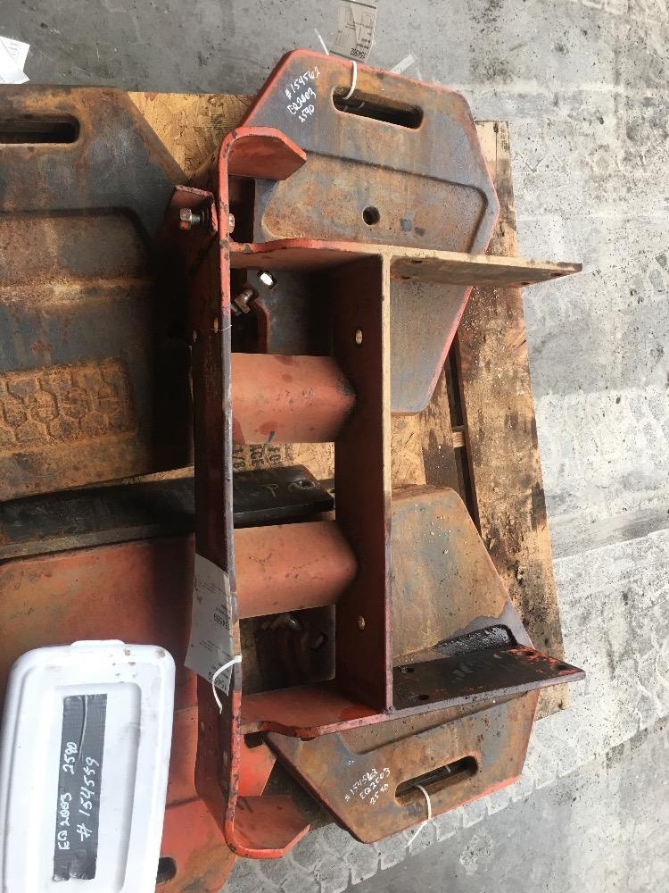 Parts Tractor 2590case : Case i h weight bracket a stock number