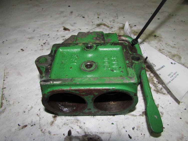 Tractor Hydraulic Remote : Re john deere hyd remote valve parts
