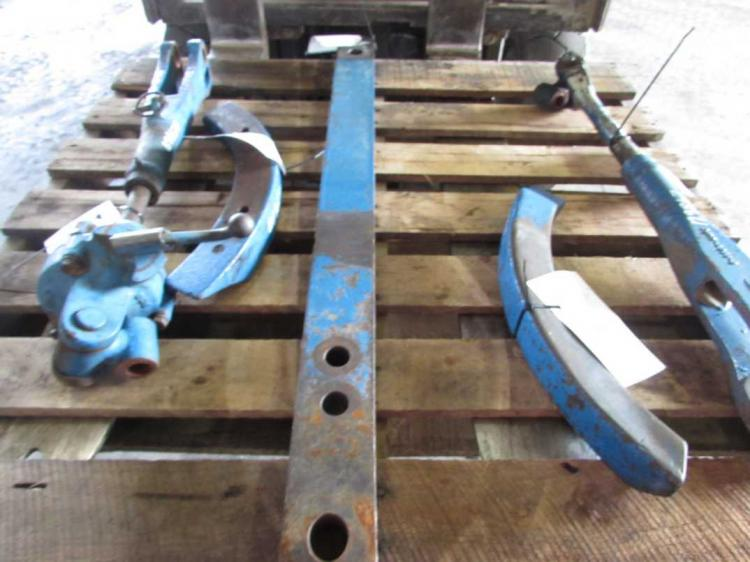 Used Tractor Draw Bars : D nn a ford nholland tw drawbar bootheel tractor parts