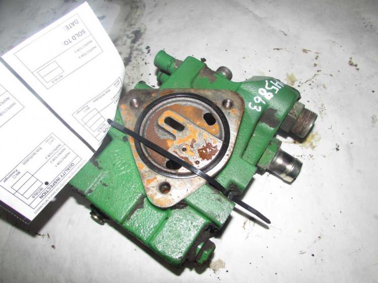 Tractor Hydraulic Remote : Al john deere hyd remote valve parts