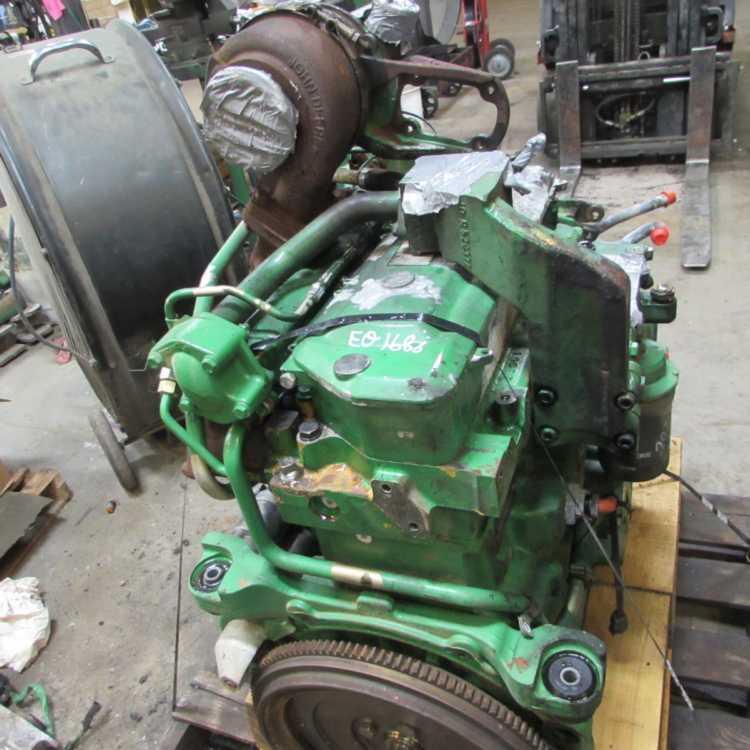 John Deere B Engine Parts : John deere engine jd b stock number