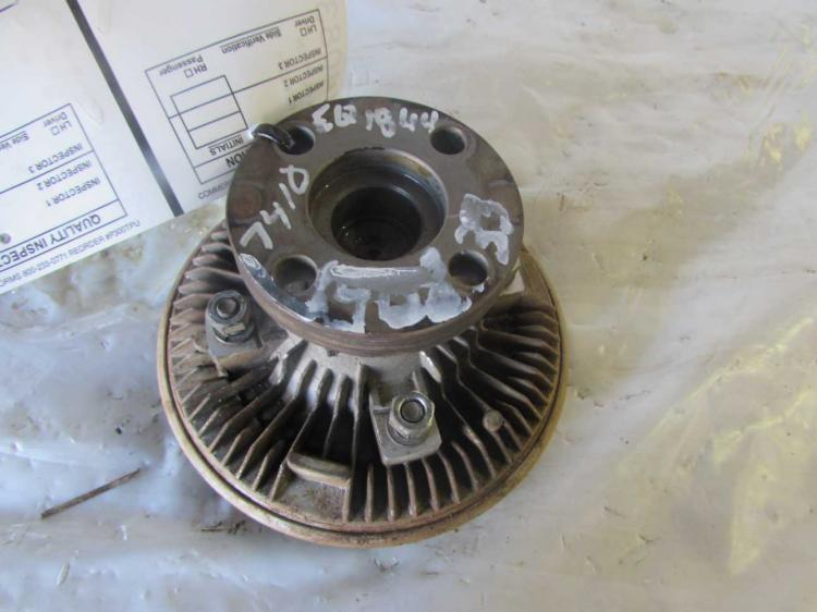 Fan Clutch For Tractor : Re john deere fan clutch bootheel tractor parts