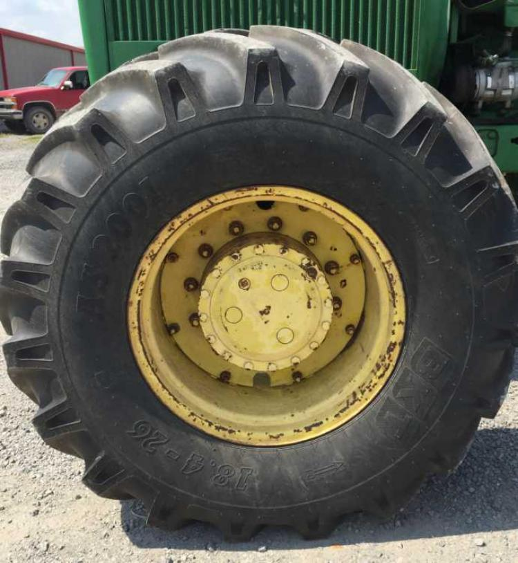 Tractor Tire Boots : John deere front nb tire bootheel tractor