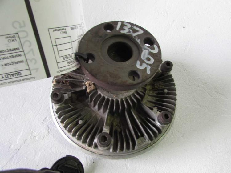 Fan Clutch For Tractor : Al john deere fan clutch bootheel tractor parts