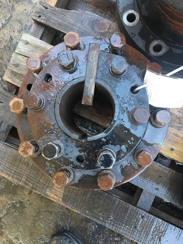 Duel Tractor Spindle : A case i h mx dual hubs bootheel