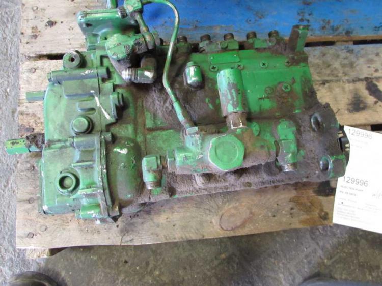 John Deere Injection Pump Parts : John deere injection pump re stock number