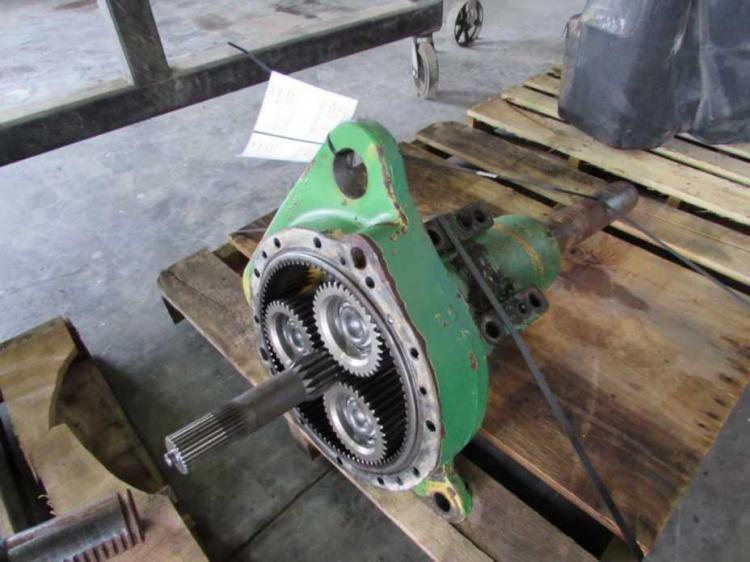 John Deere Rear Axle : Al a john deere rear axle parts