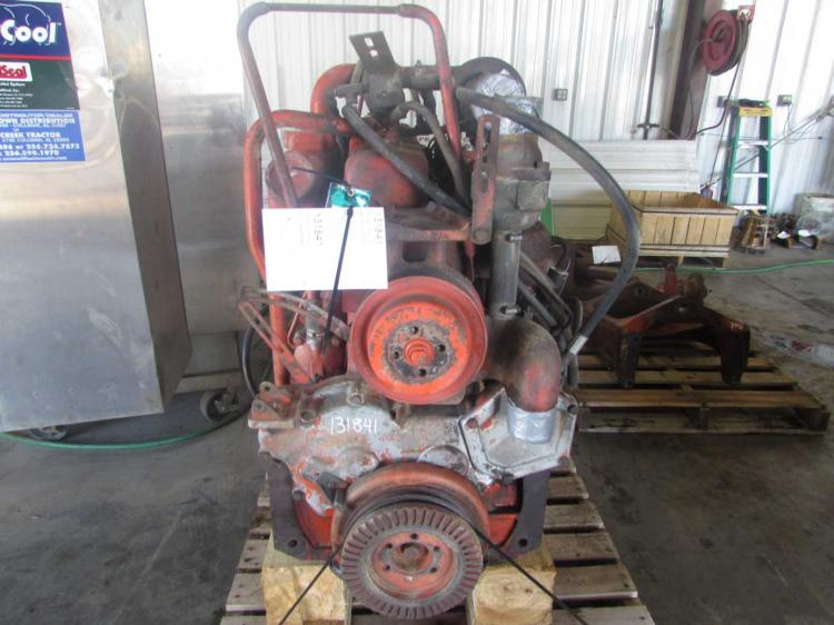Parts Tractor 2590case : Case i h engine cs b stock number