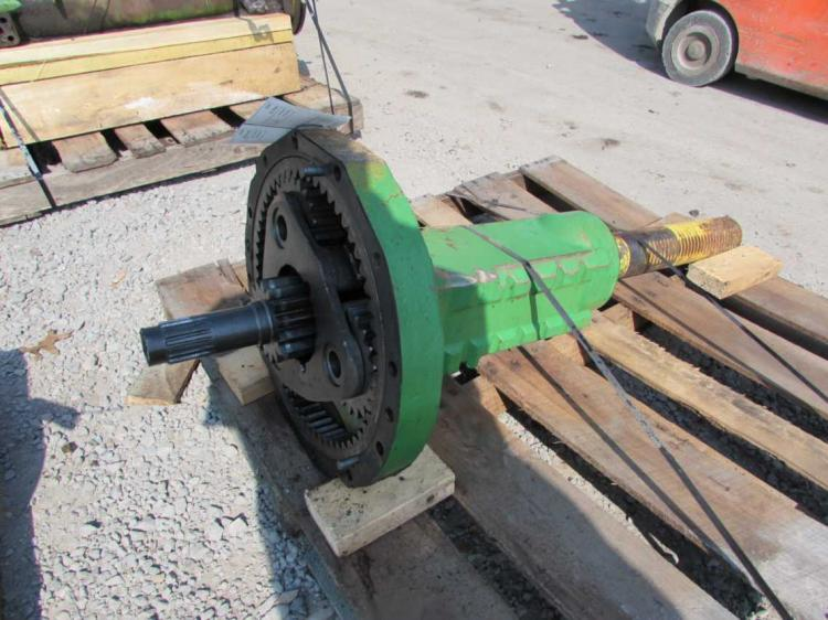 Tractor Rear Axle Parts : Parts for