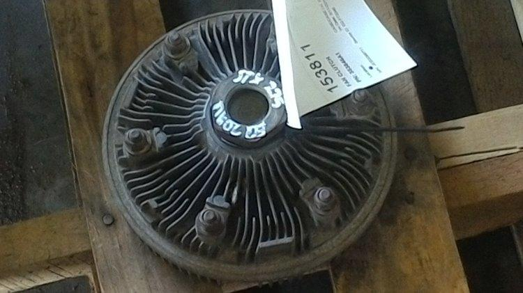 Fan Clutch For Tractor : Case i h stx fan clutch a stock number