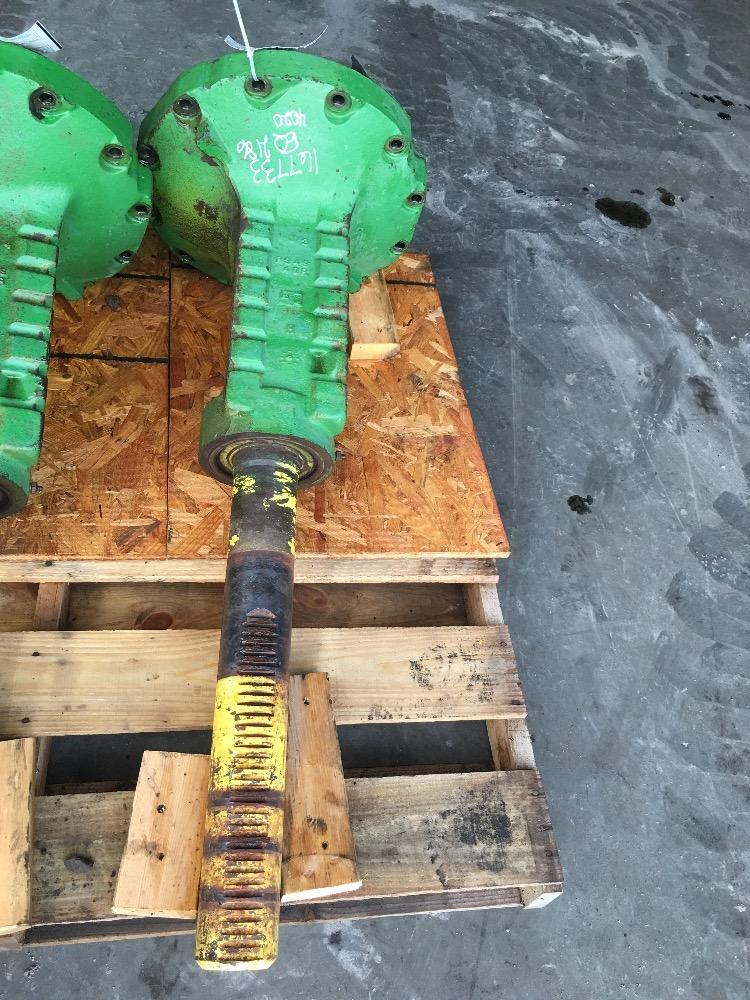 John Deere Rear Axle : John deere rear axle parts ar a stock