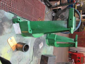 HYD PUMP SUPPORT - HYDRAULICS Parts for DEERE 4650 -