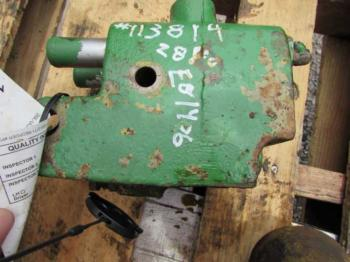 BRAKE VALVE - POWER TRAIN Parts for DEERE 2840 -