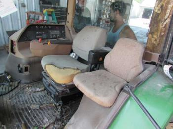 COMPLETE CAB - CAB Parts for DEERE 8300 -