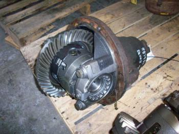 MFD DIFFERENTIAL & PARTS - STEERING Parts for CASE/CASE I.H. 7110 -