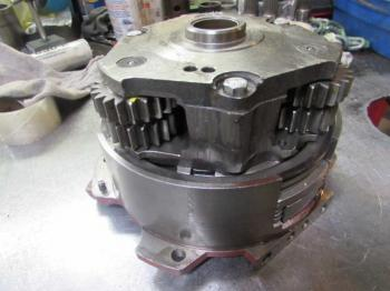 TRANS HI-LOW ASSY - POWER TRAIN Parts for DEERE 2040S -