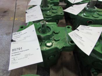 HYDRAULIC PUMP & PARTS - HYDRAULICS Parts for DEERE 3040 -