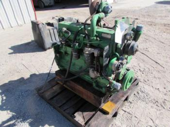 ENGINE COMPLETE - ENGINE Parts for DEERE 7510 -