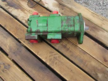 HYDRAULIC PUMP & PARTS - HYDRAULICS Parts for DEERE 8300 -