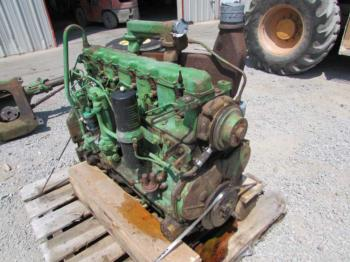 ENGINE COMPLETE - ENGINE Parts for DEERE 4020 -