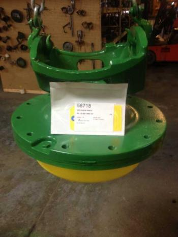 MFD HUB & PARTS - STEERING Parts for DEERE 4955 -