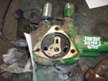 HYD REMOTE VALVE & PARTS - HYDRAULICS Parts for DEERE 6605 -