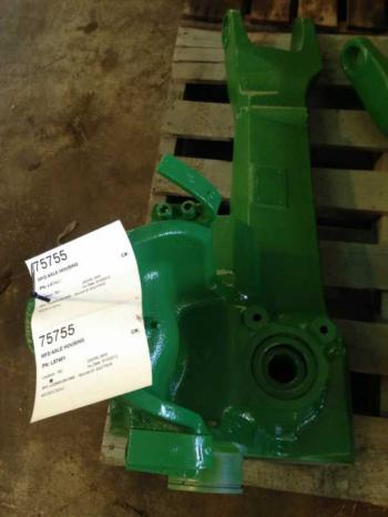 MFD AXLE HOUSING - STEERING Parts for DEERE 2955 -